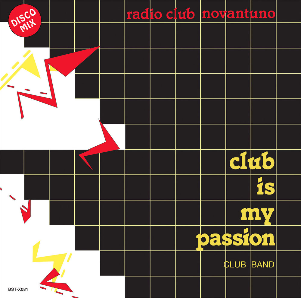 BST-X081 - Club Band - Club Is My Passion - Best Record