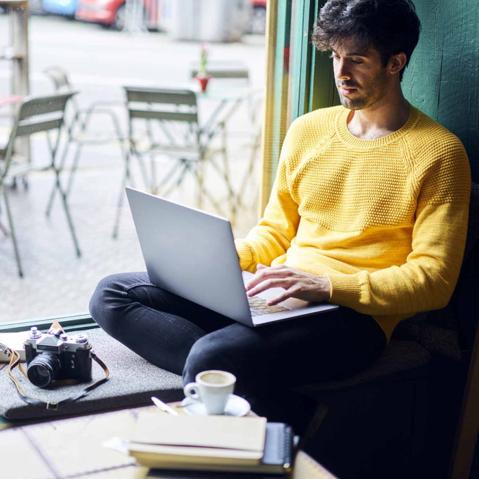 Five Rules To Follow When Working From a Coffee Shop