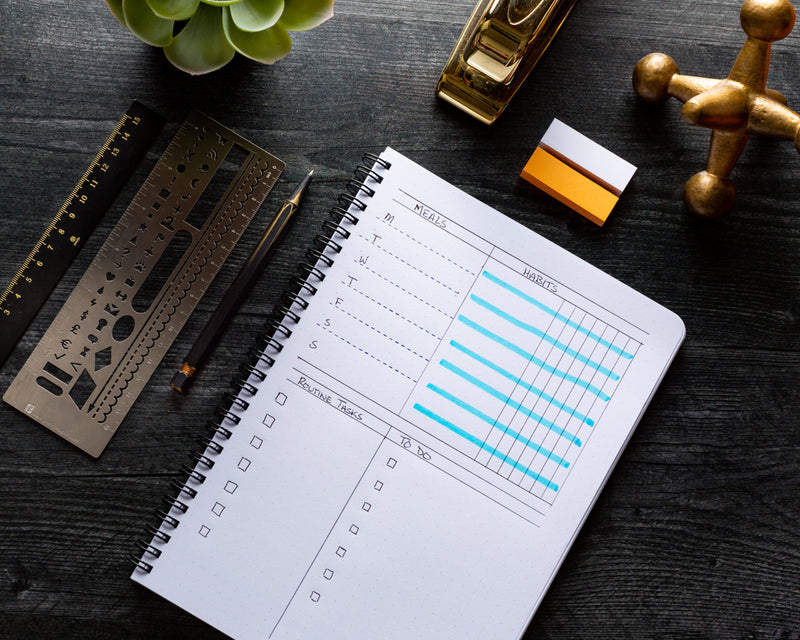 3 Steps to Start Your Bullet Journal