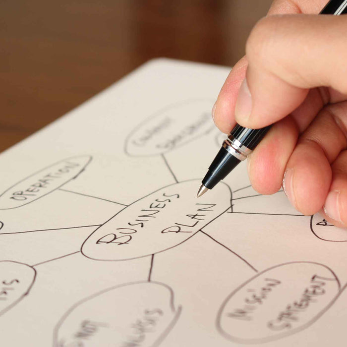 Mind Mapping for Business Development