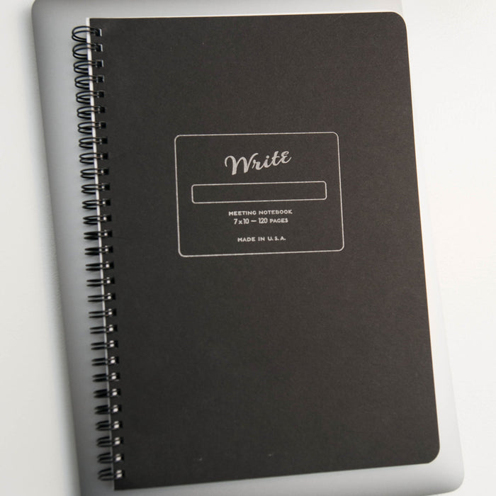Penaddict.com Review of Our Meeting Notebook