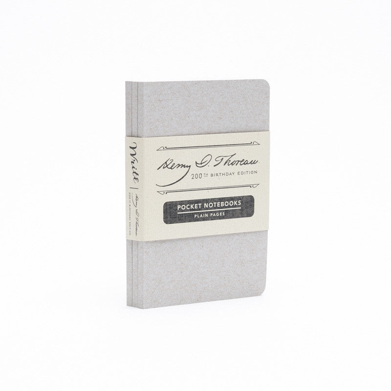Henry David Thoreau - 200th Birthday Edition – While Supplies Last