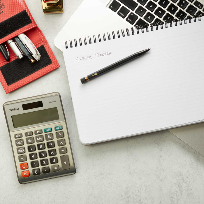 5 Tips for Organizing a Practical Financial Tracker