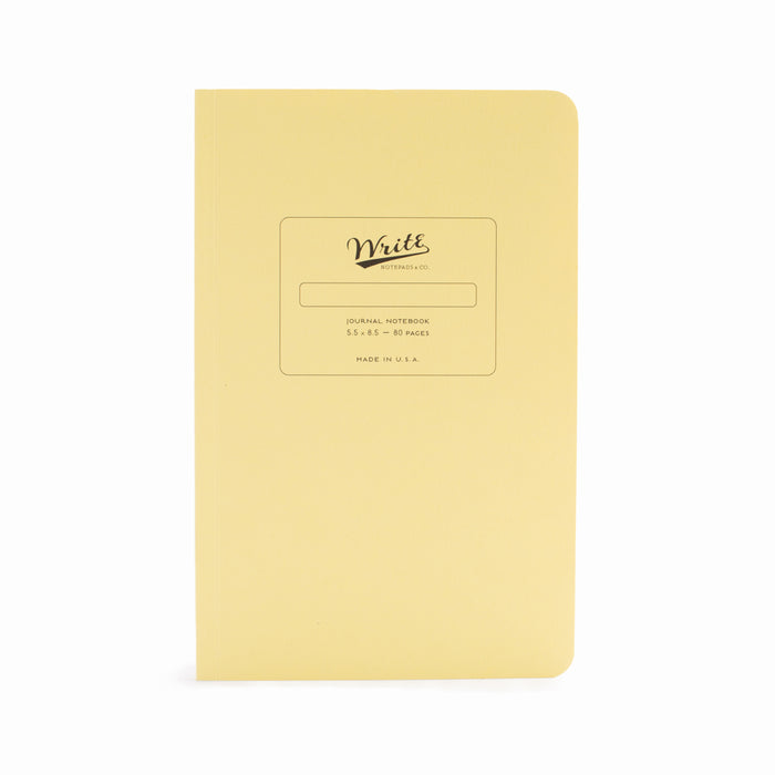 Paper Notebook Banana