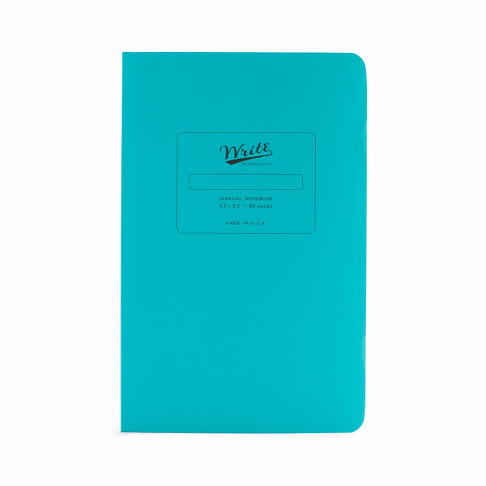 Paper Notebook Electric Blue