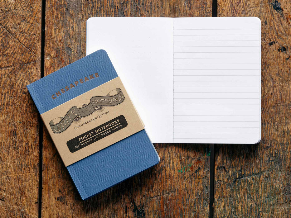 Chesapeake Bay Pocket Notebook