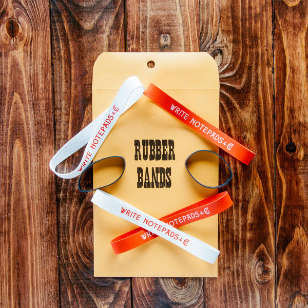 Rubber Bands (6-pack)