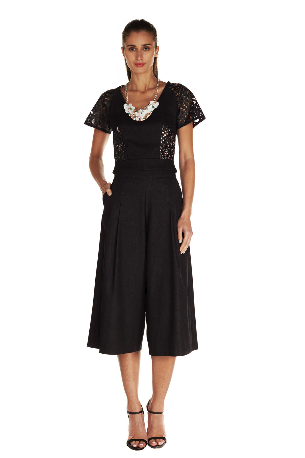 ANNALIESE CULOTTES - Kelly & Port