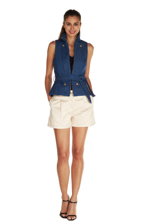 CHARLOTTE VEST - Kelly & Port