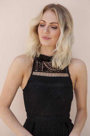 ZARA LACE DRESS - 50% OFF