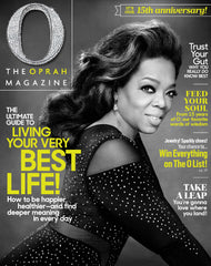 Oprah O List 15th Anniversary