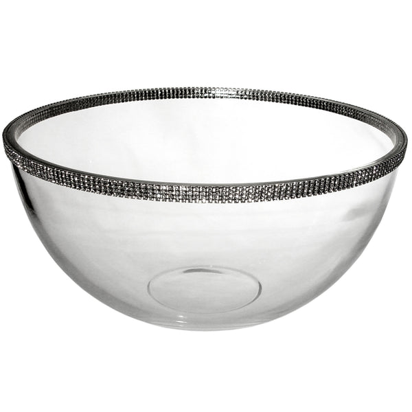ALC 11in Large Glass Bowl