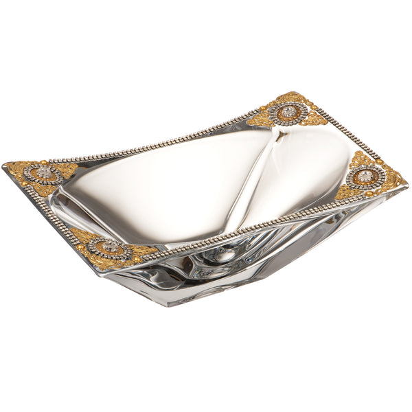 ALC Imperial Filigree 7 X 11 Rectangle Bowl