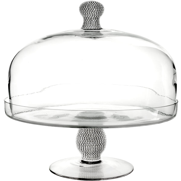 ALC Cake Stand with Dome