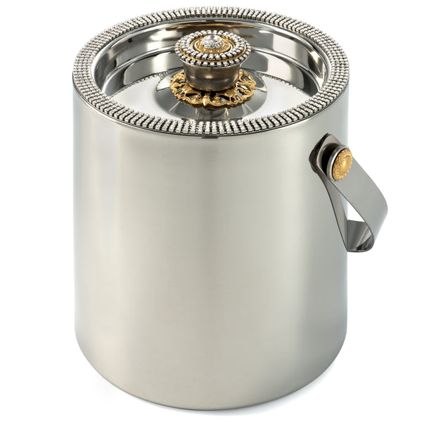 ALC Imperial Filigree Ice Bucket With Lid
