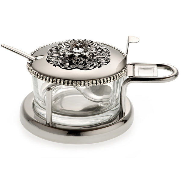 ALC Imperial Filigree Condiment Server