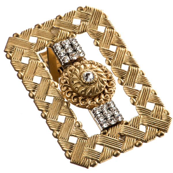 ALC Imperial Filigree Napkin Clip Four