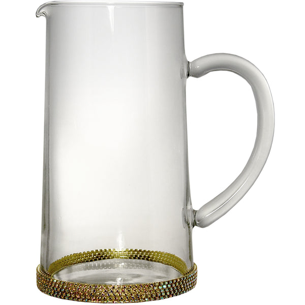 ALC 40 oz Glass Pitcher