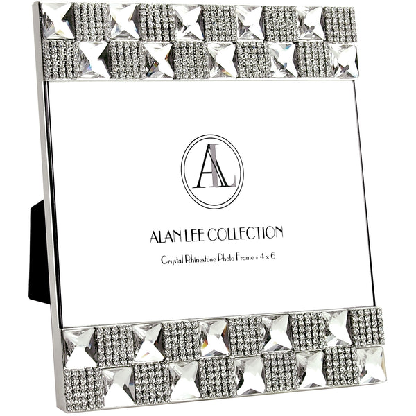 ALC 4 x 6 Crystal Picture Frame