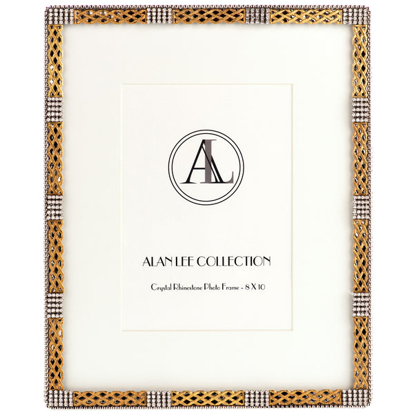 ALC 8 in x 10 in Imperial Filigree Picture Frame