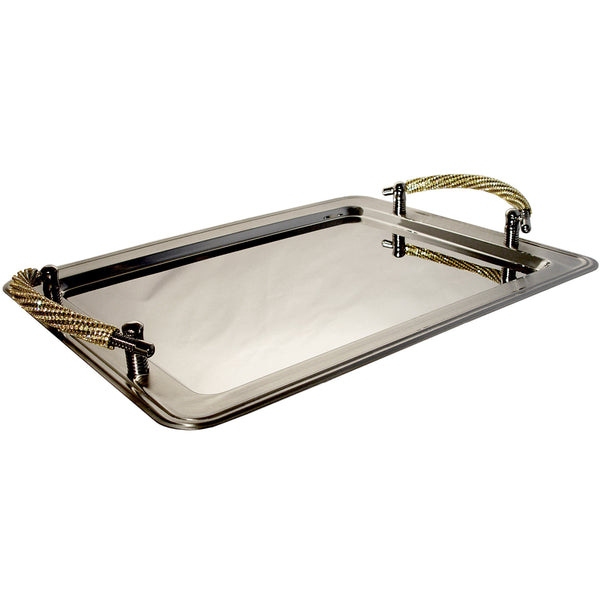 ALC Rectangular Tray with Handles
