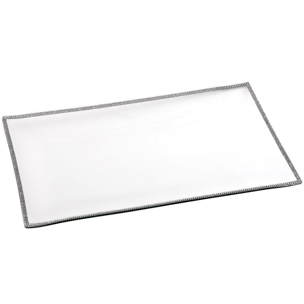 ALC Glass 12 x 20 Rectangular Tray