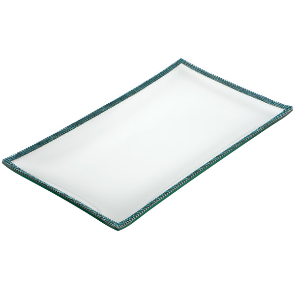 ALC Glass Rectangular 8 x 14 Tray