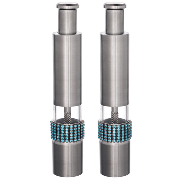 ALC Contemporary Salt and Pepper Mill Set