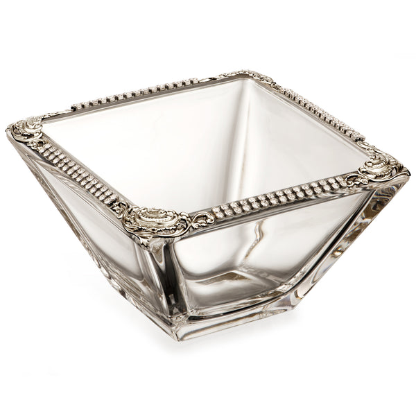 ALC Imperial Filigree 4in Square Bowl