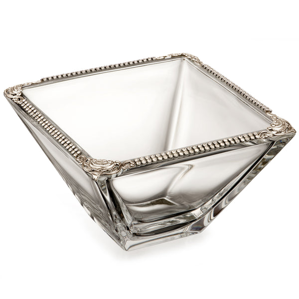 ALC Imperial Filigree 6in. Square Bowl