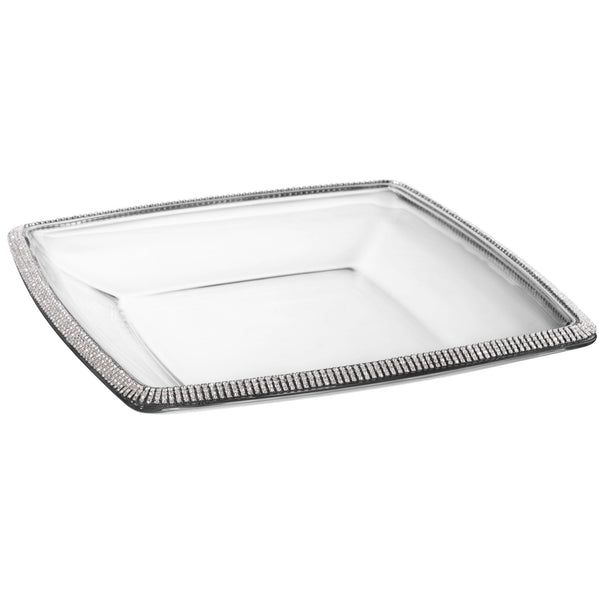 ALC 11in Square Glass Dish