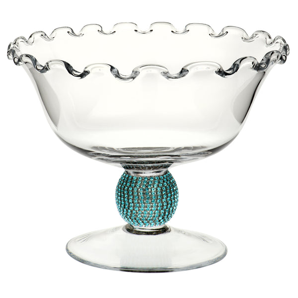 ALC Glass Compote/Vase