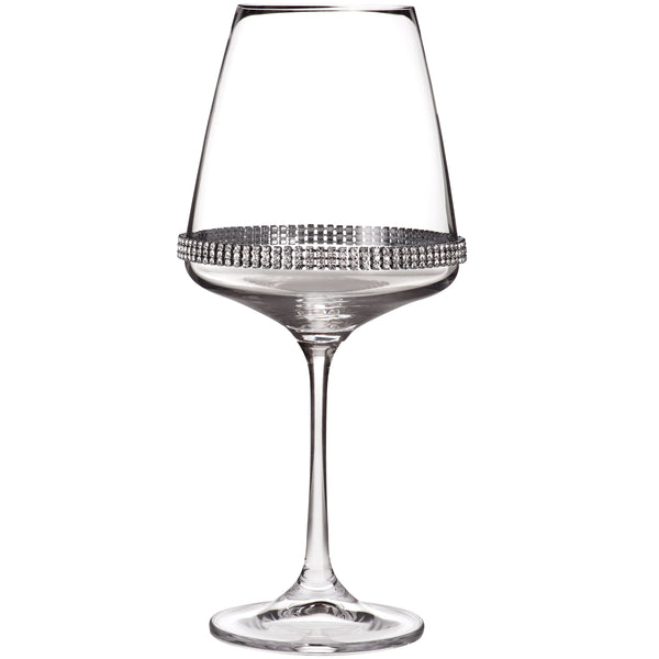 ALC 15oz Red Wine - Silver