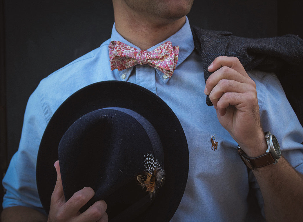 Top 5 Essential Bow Tie Wearing Tips