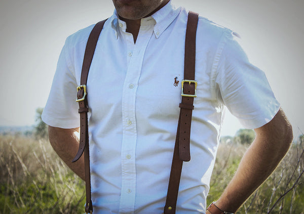 Suspenders Lost the Battle, But Not The War | 3 Reasons to Wear Suspenders
