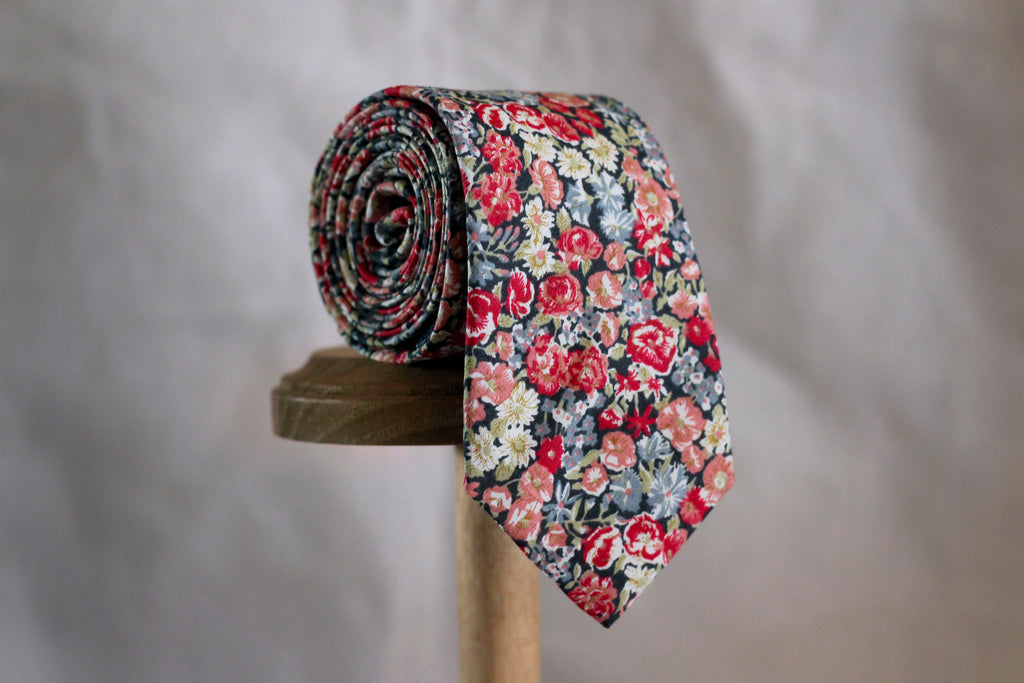 Eleanor Handmade Sir Wylde Necktie