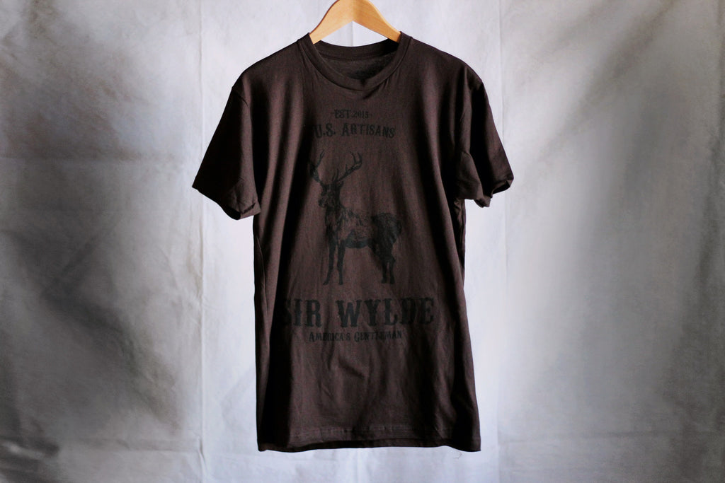 Sir Wylde Stag T-shirt