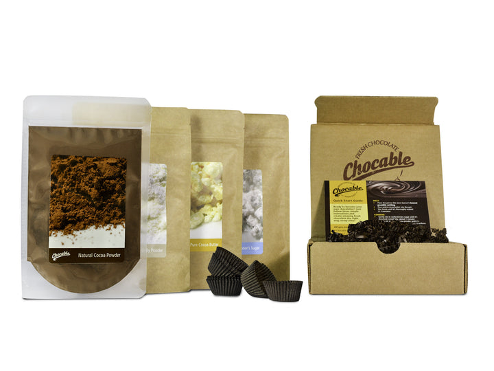 Chocable Milk Chocolate Making Kit