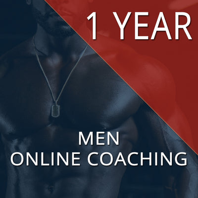 1YR MEMBER - TRANSFORMATION PROGRAM - MEN