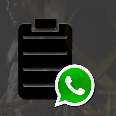 12WK PROGRAM: TEXT/WHATSAPP SUPPORT