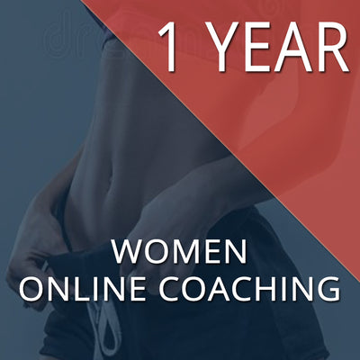 1YR MEMBER - TRANSFORMATION PROGRAM w/ CUSTOM APP - WOMEN