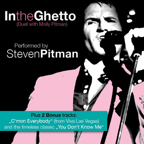 In The Ghetto CD Single (Duet with Molly Pitman)