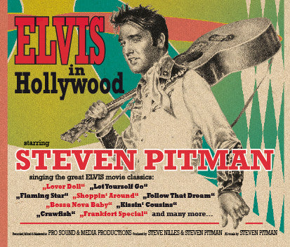Elvis in Hollywood CD (Special Offer!)