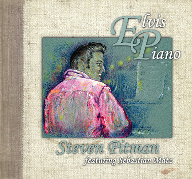 Elvis Piano CD (feat. Sebastian Matz)