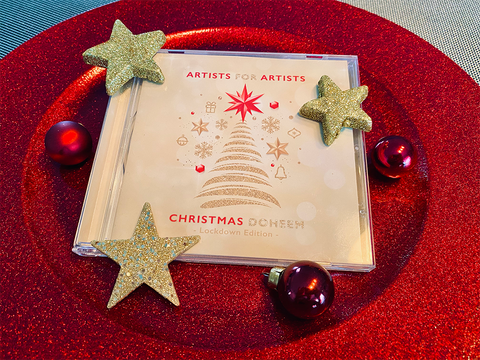 NEW! ARTISTS FOR ARTISTS 'CHRISTMAS DOHEEM'