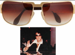 Elvis NAUTIC Sunglasses, Gold