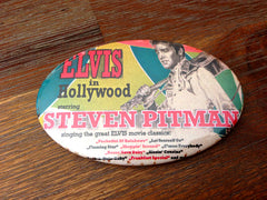 Elvis in Hollywood Magnet/Opener