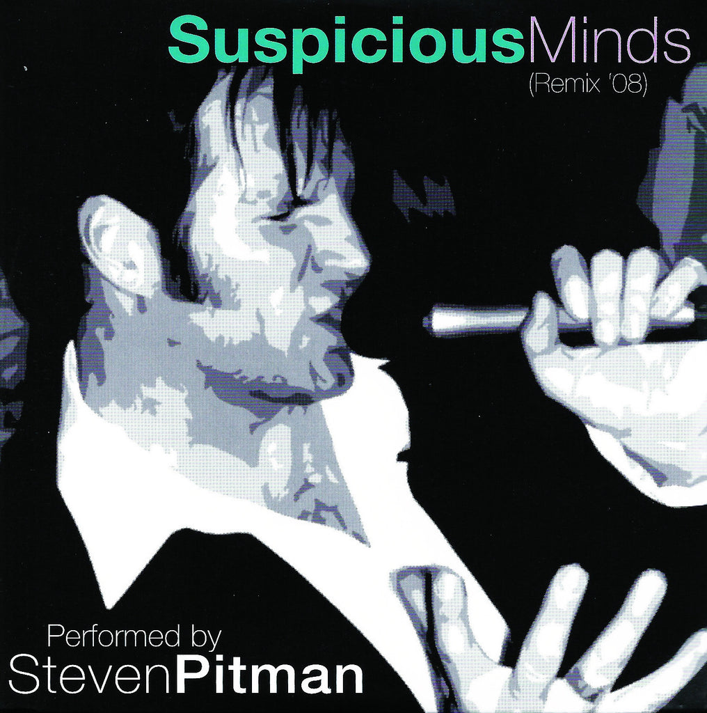 Suspicious Minds CD Single (Remix 2008)
