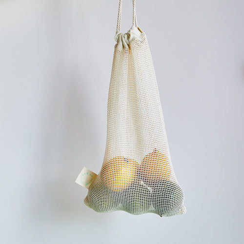 9 x Cotton Produce Bags
