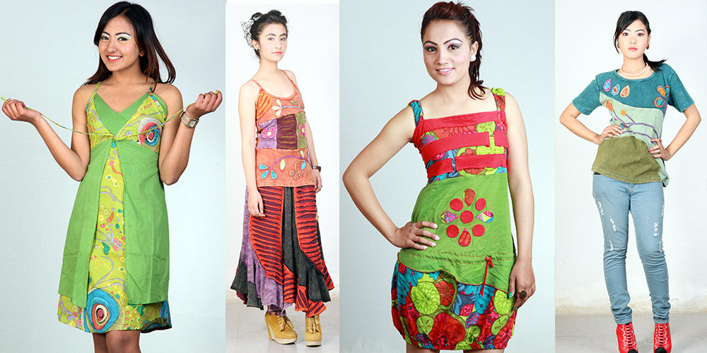 Clothing from Nepal